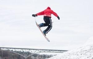 esquiar en whistler GSI